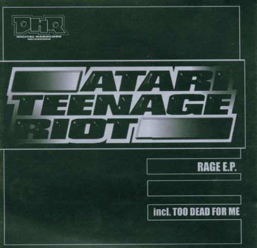 Rage [Audio CD] Atari Teenage Riot