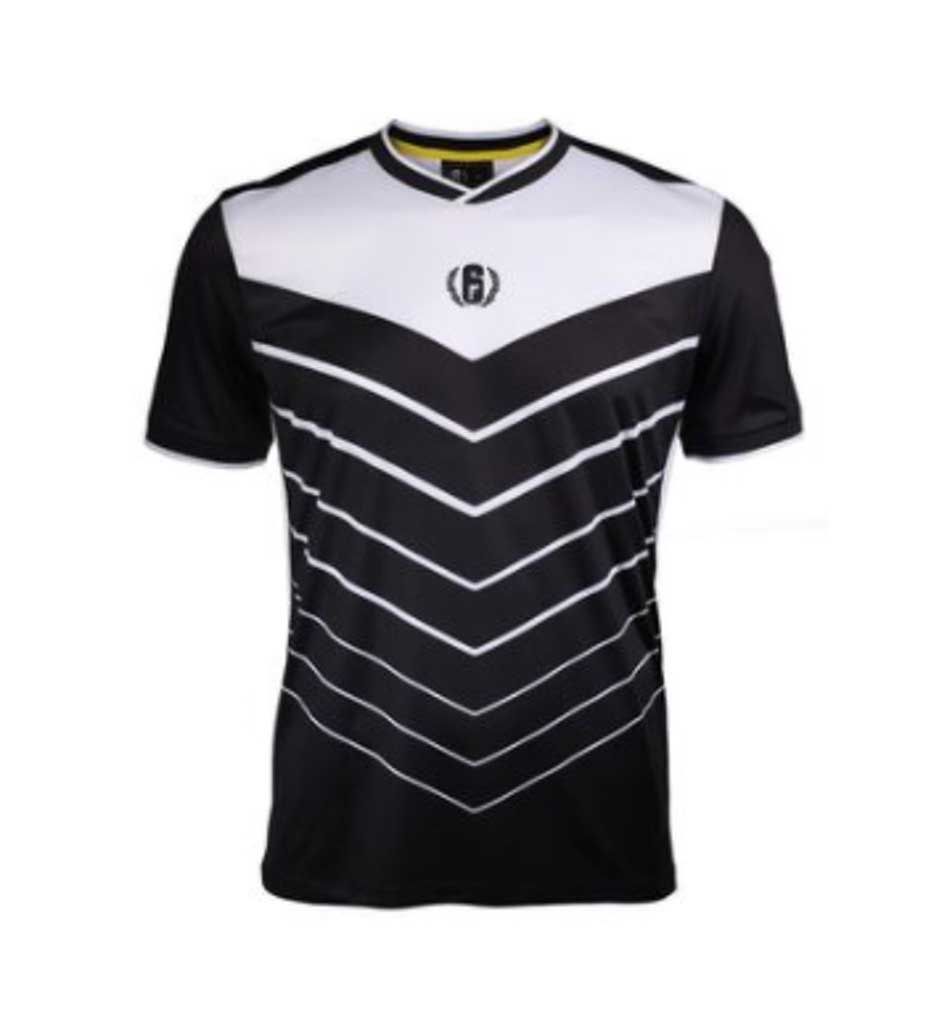 Rainbow Six - eSport Jersey Black - Medium