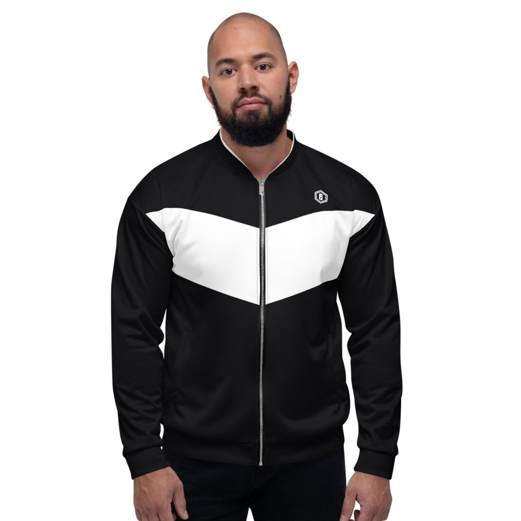 Rainbow Six Siege eSport - Pro Bomber Jacket Black