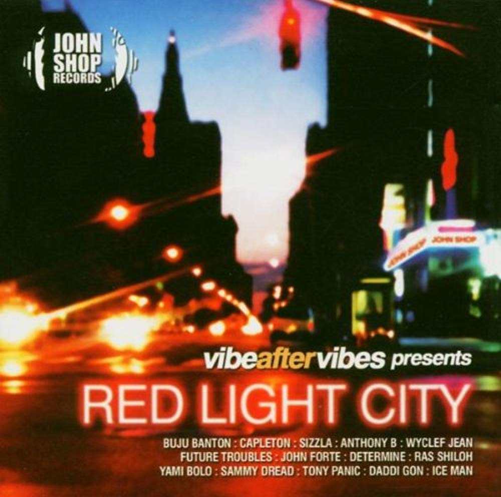 Red Light City [Audio CD] Red Light City