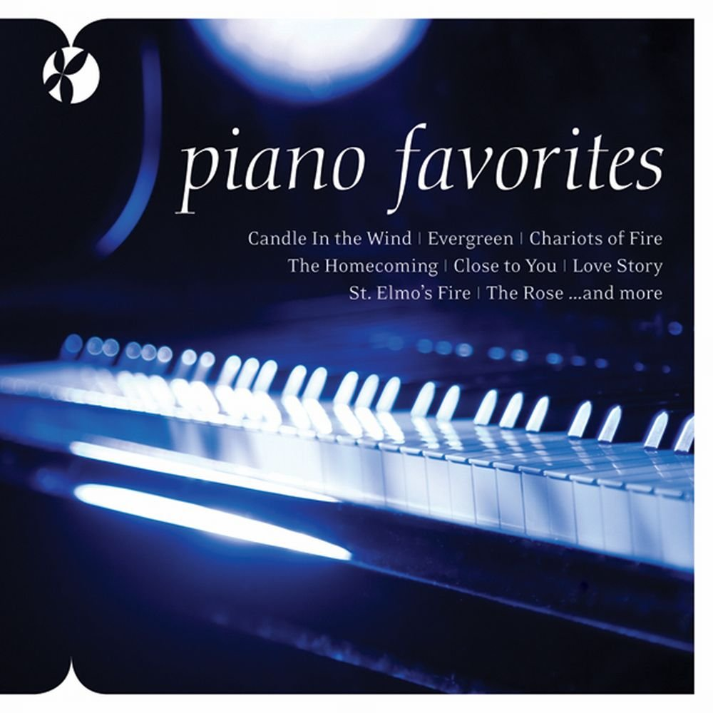 REFLECTIONS - PIANO FAVORITES [Audio CD] REFLECTIONS and Various