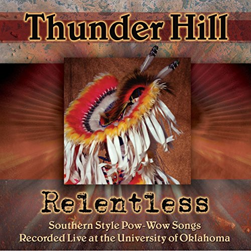 Relentless [Audio CD] THUNDER HILL