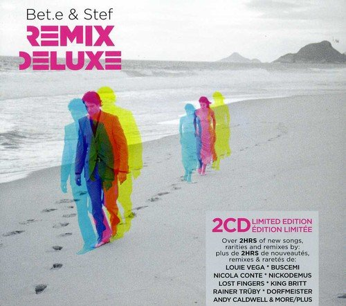 Remix (2CD) [Audio CD] Bet.E & Stef