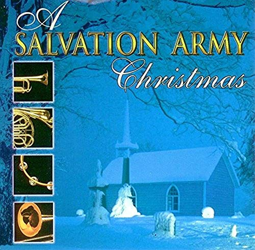 Salvation Army Christmas [Audio CD]