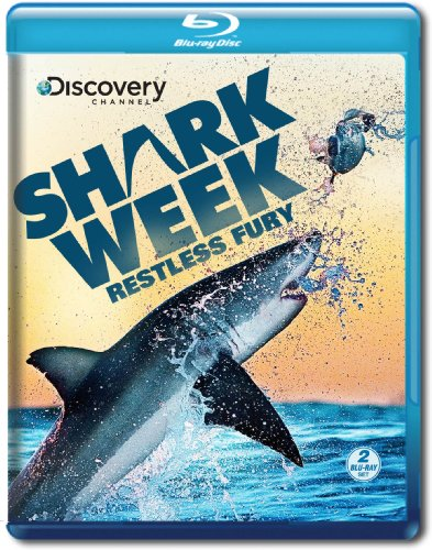 Shark Week: Restless Fury [Blu-ray]