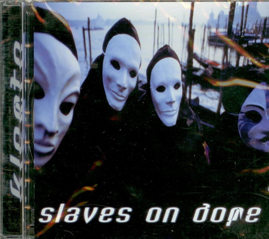 Slaves on Dope [Audio CD] Klepto