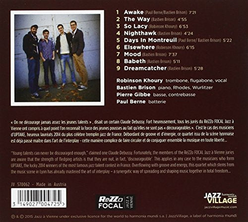 So Far So Good. Uptake [Audio CD] Uptake