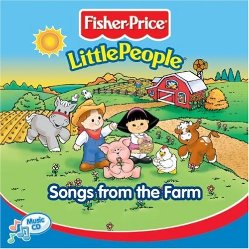 Songs from the Farm [Audio CD] Various Fisher Price