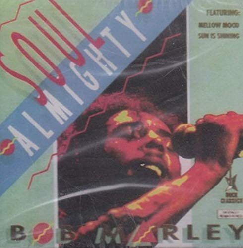 Soul Almighty [Audio CD] Bob Marley