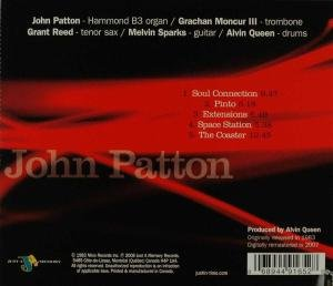Soul Connection [Audio CD] PATTON,JOHN