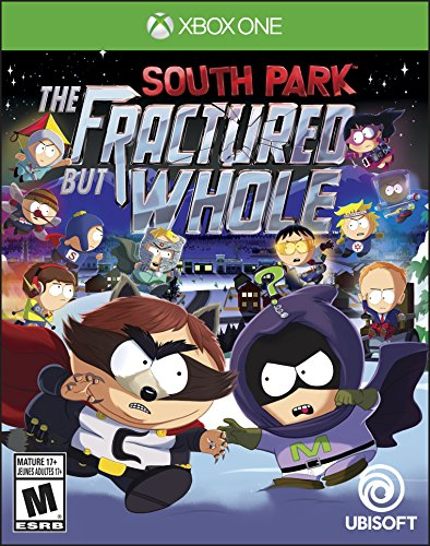 South Park: The Fractured But Whole - Trilingual - Xbox One - Standard Edition
