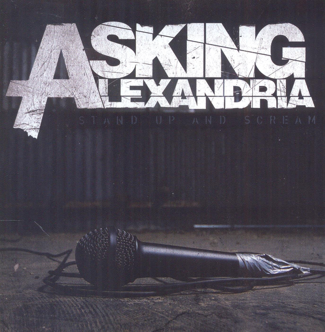 Stand Up And Scream [Audio CD] Asking Alexandria