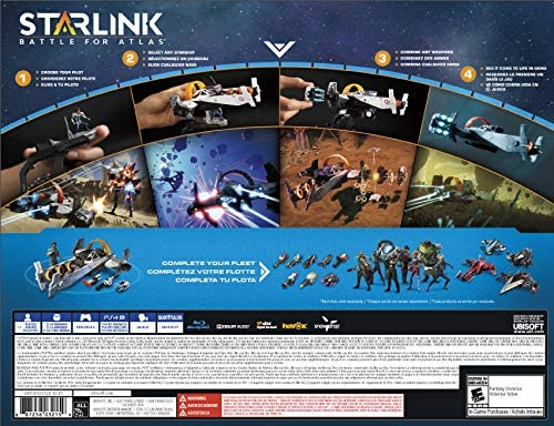 Starlink: Battle for Atlas - Starter Pack - PlayStation 4 Game Edition