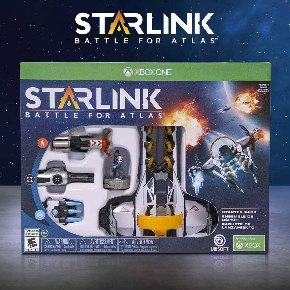 Starlink: Battle for Atlas - Starter Pack - XBox One Game Edition
