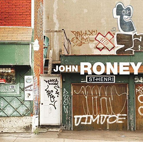 ST-HENRI [Audio CD] JOHN RONEY TRIO