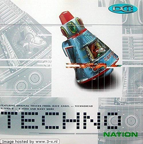 Techno Nation [Audio CD]