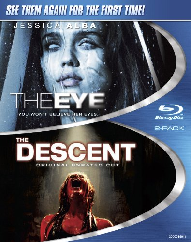 The Eye / The Descent (Double Feature) [Blu-ray]