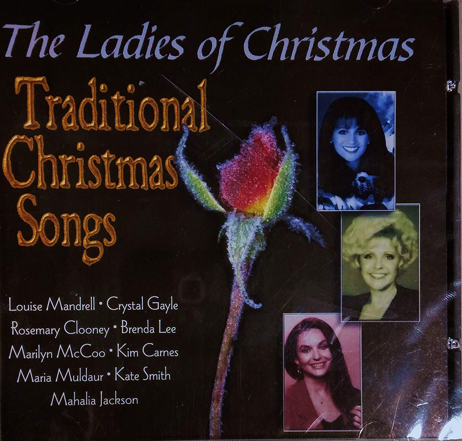 The Ladies of Christmas: Traditional Christmas Songs [Audio CD] Various Artists