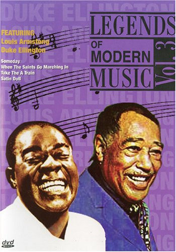 The Legends of Modern Music Vo [DVD]