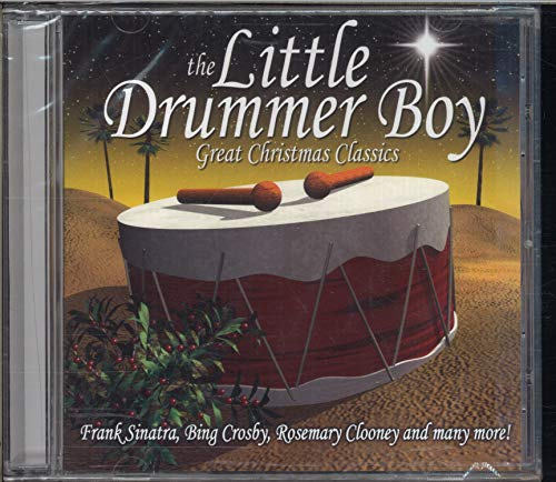 The Little Drummer Boy - Great Christmas Classics [Audio CD]