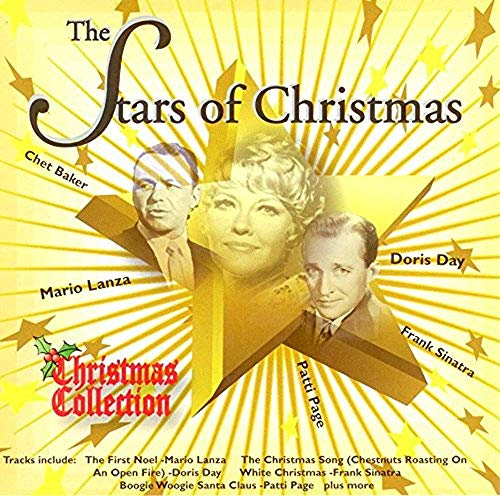 The Stars of Christmas [Audio CD]