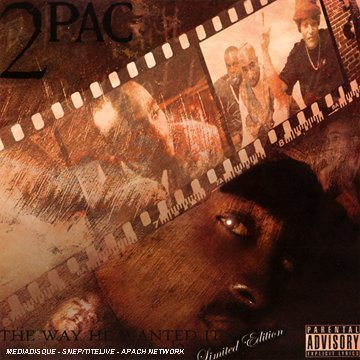 The Way He Wanted It-Book [Audio CD] 2pac
