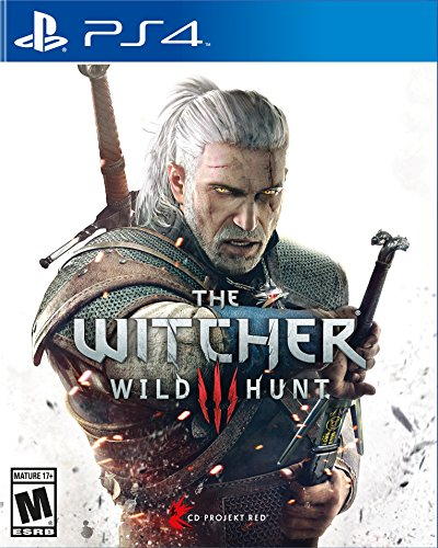 The Witcher: Wild Hunt - PlayStation 4 Standard Edition
