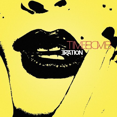 Time Bomb [Audio CD] Iration