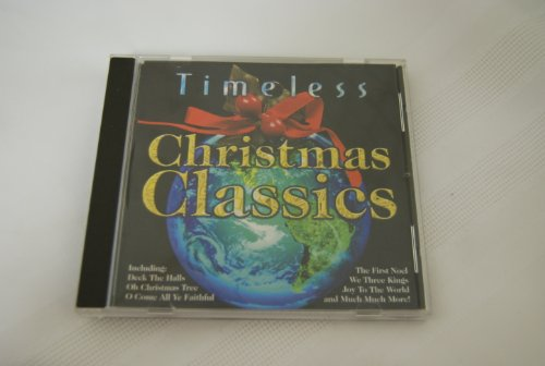 Timeless Christmas Classics [Audio CD]