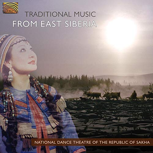 Trad Music From East Siberia [Audio CD] NATIONAL DANCE THEATRE OF SAKH