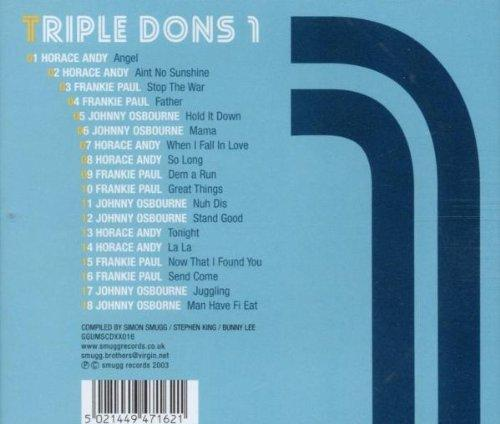 Triple Dons Vol. 1 [Audio CD] Various