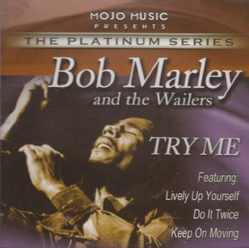 Try Me [Audio CD] Bob Marley