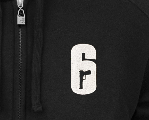 Rainbow Six - eSport Hoodie Black