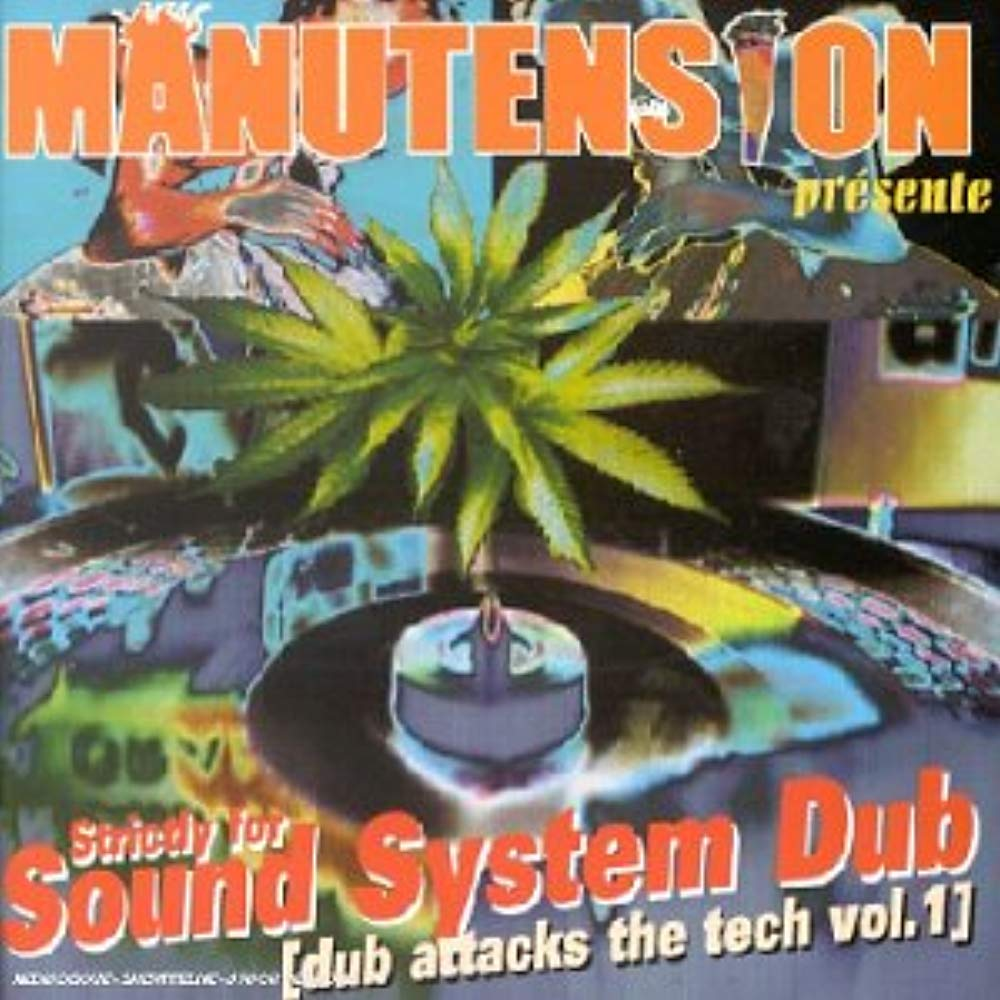 Vol. 1-Strictly for Sound System Dub [Audio CD] Manutension