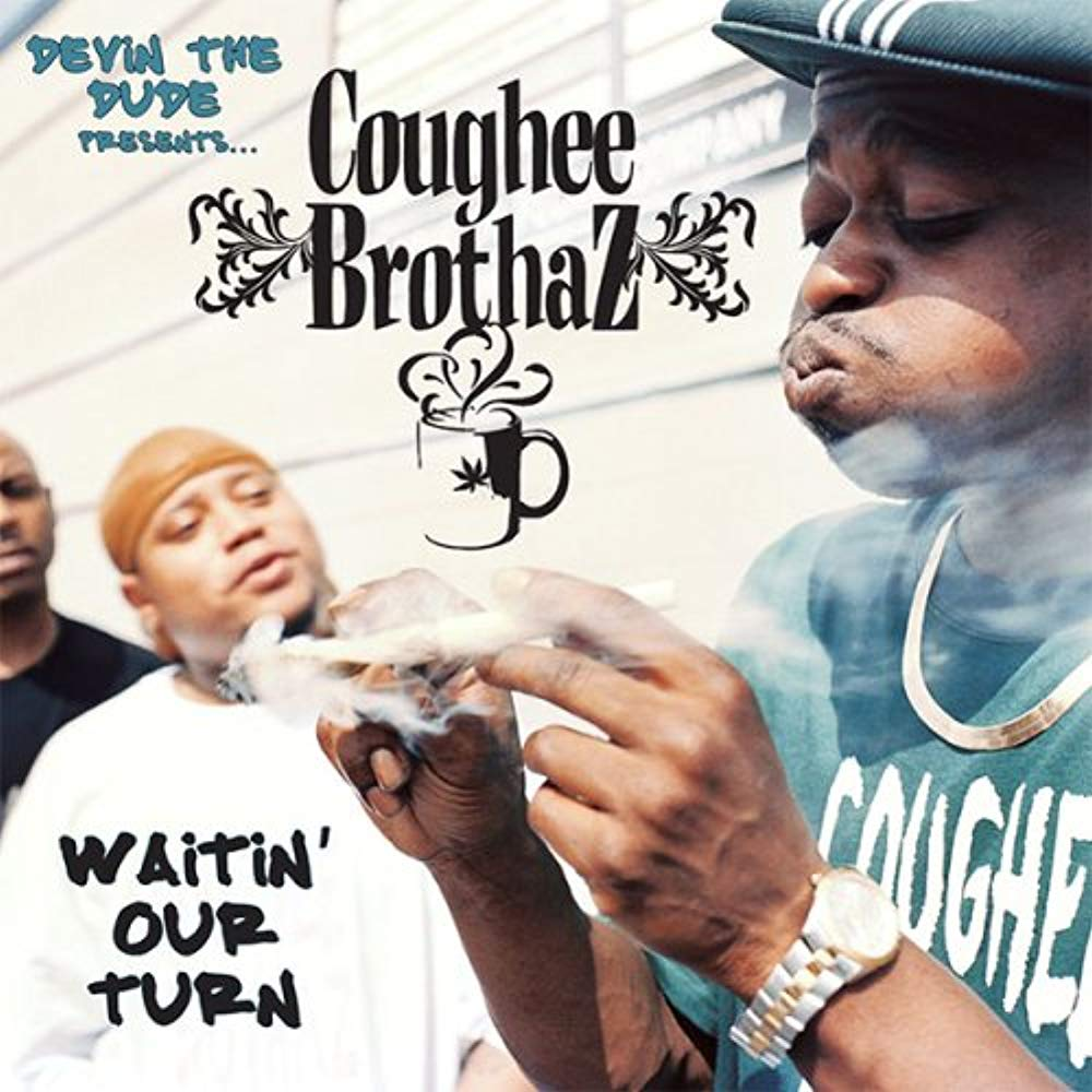 Waitin Our Turn [Audio CD] DEVIN THE DUDE PRESENTS COUGHEE BRO