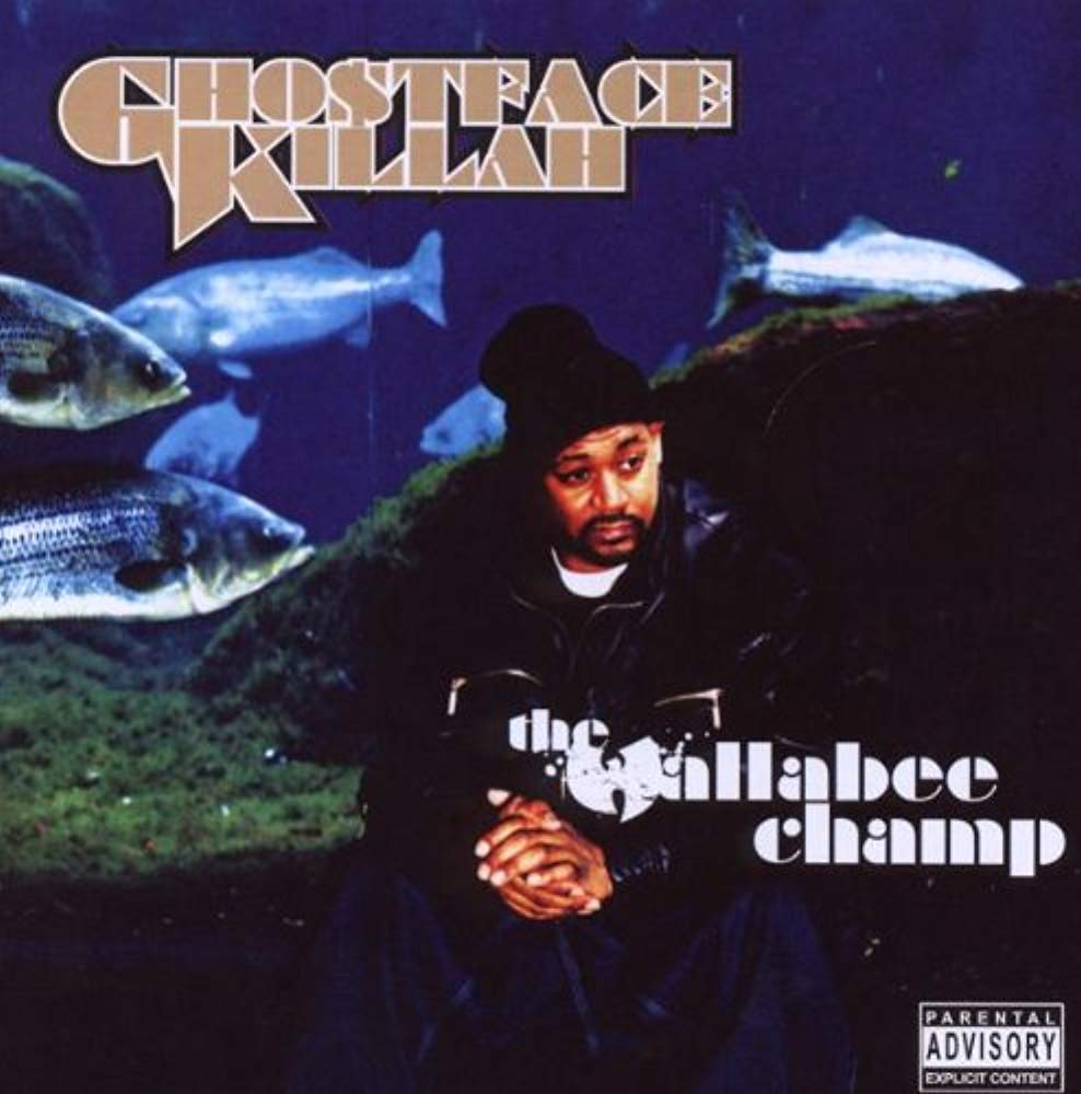 Wallabee Champ [Audio CD] Ghostface Killah