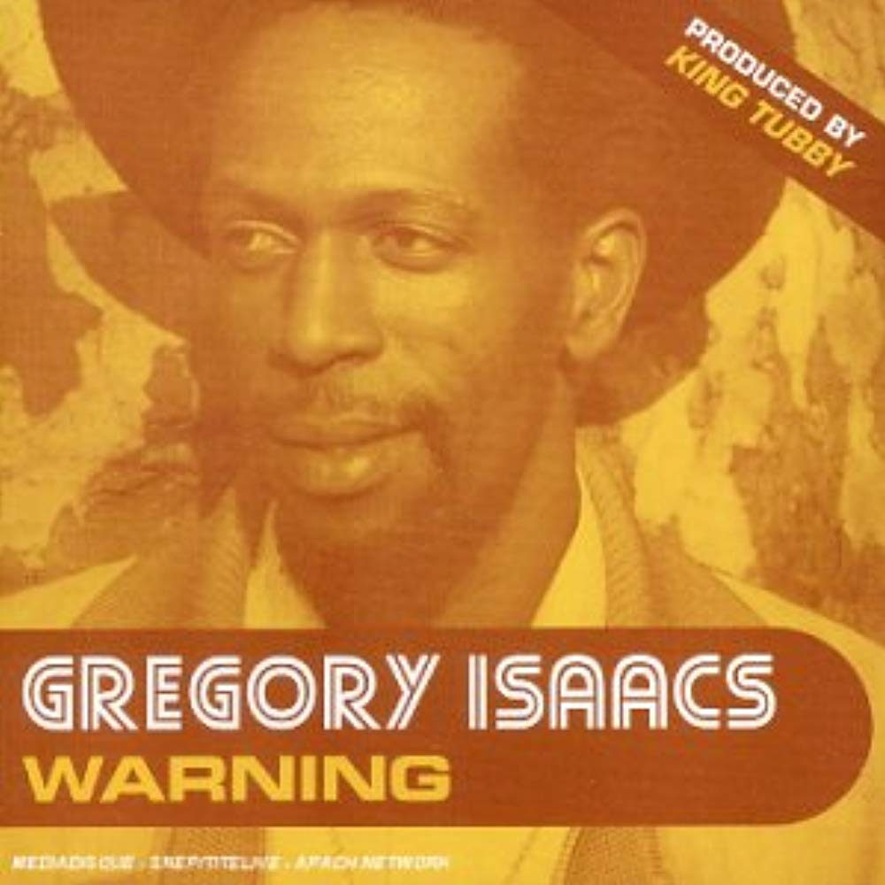 Warning [Audio CD] Isaacs, Gregory