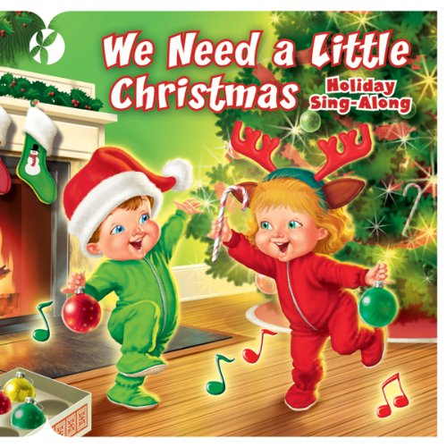 We Need a Little Christmas [Audio CD] Heatherington, James