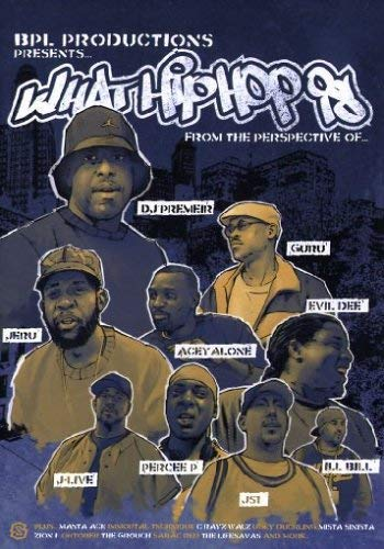 WHAT HIP HOP IS [DVD]