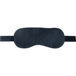 Solid Teal Eye Mask