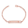 Diamond Outline ID Bracelet