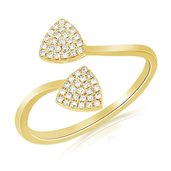 Two Triangle Ring