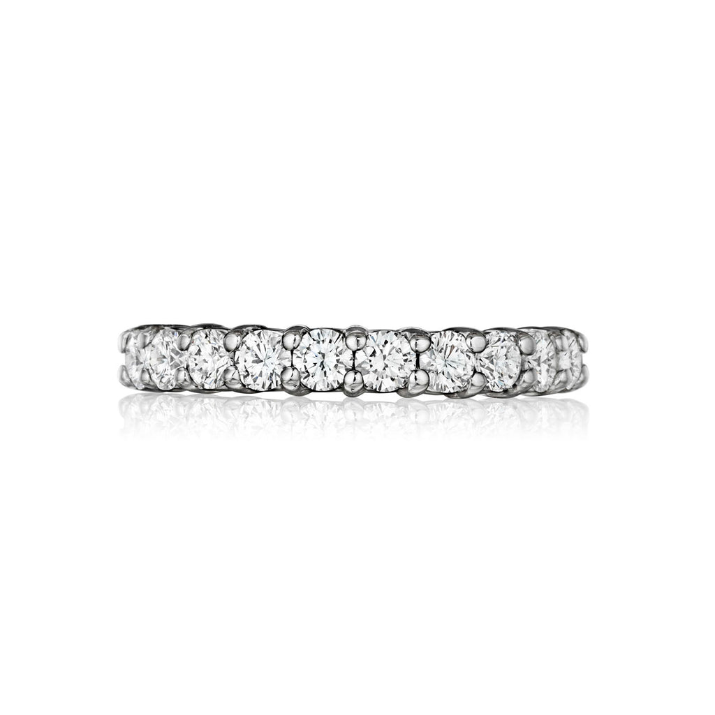 Shared Prong Diamond Eternity Ring (.75 - 5.50ct)