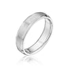 Men's 5MM Beveled Comfort Wedding Band