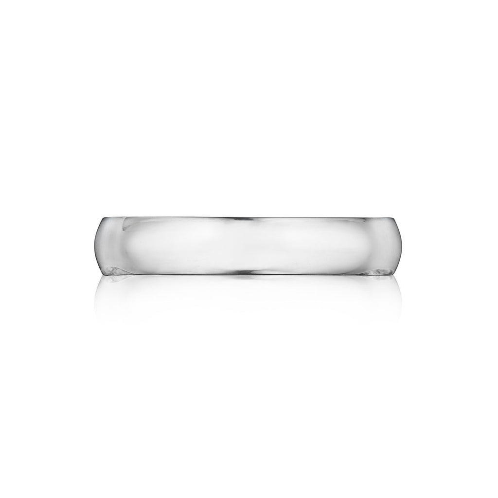 4mm Half Round Comfort Wedding Band