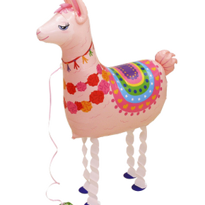 Lama, Walking Ballon