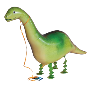 Brontosauro, Walking Ballon 114 cm