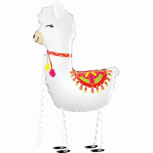 Lama Walking Balloon Friends 104cm