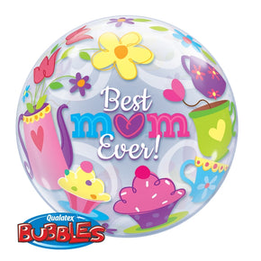 """Best Mom Ever!"" Folienballon"
