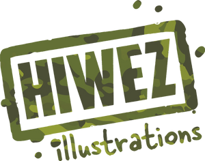 Hiwez Illustrations